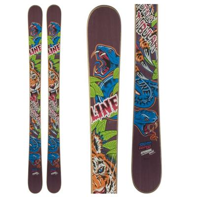 Line Skis Afterbang Shorty Skis 2012