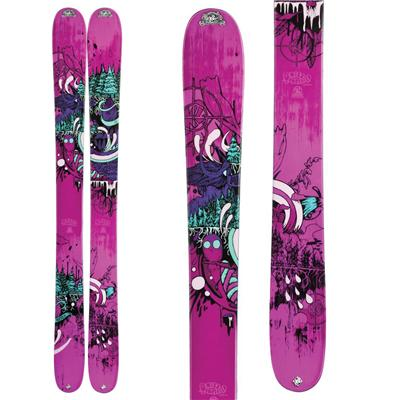 K2 MissDirected Skis - Women's 2012