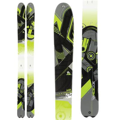 K2 SideStash Skis 2012
