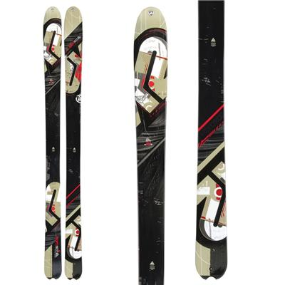 K2 HardSide Skis 2012