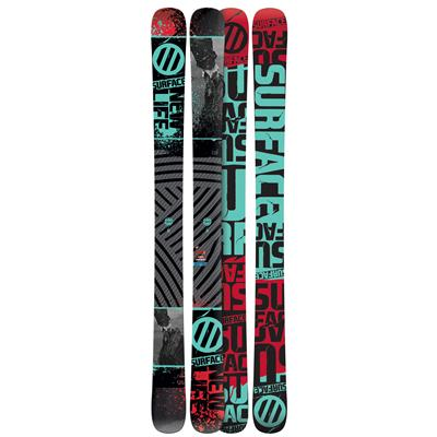 Surface New Life Skis 2012