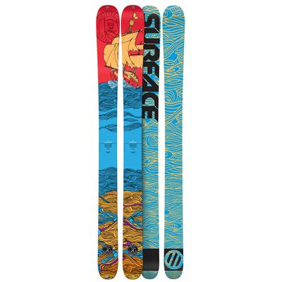 Surface Drifter Skis 2012
