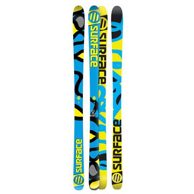 Surface No Time Skis 2012