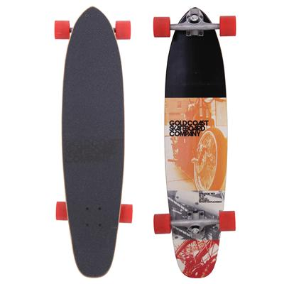 Gold Coast Evolution Longboard Complete