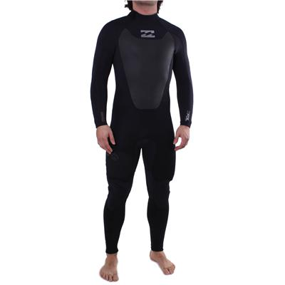 Billabong  Foil 5/4/3 GBS Back Zip Full Wetsuit