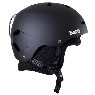 Bern Macon EPS Audio Helmet