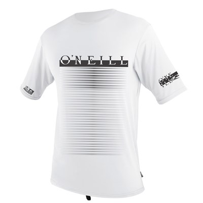 O'Neill Skins Graphic Rash Tee Surf Shirt 2011