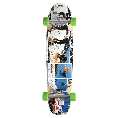 Arbor Hybrid Bamboo Longboard Complete