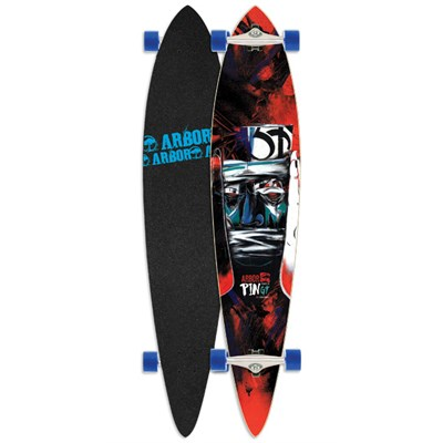 Arbor Pin  G.T. Longboard Complete