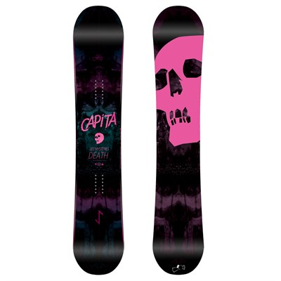 CAPiTA The Black Snowboard of Death Limited Edition Snowboard 2012