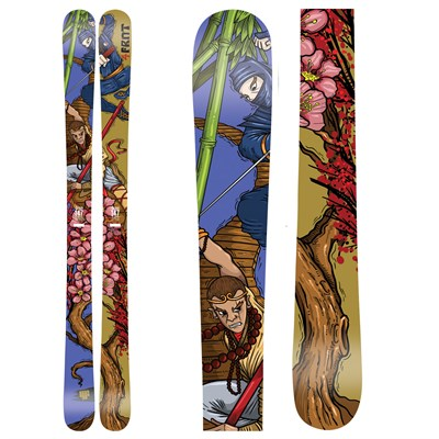 4FRNT Grom Skis - Youth 2012