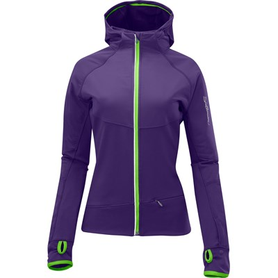 Salomon Swift Midlayer WDP Zip Hoodie - Women's