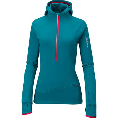 Salomon Swift Midlayer Half Zip Hoodie - Women's
