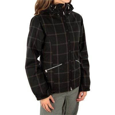 Betty Rides Window Pane II Nicole Parka - Women's