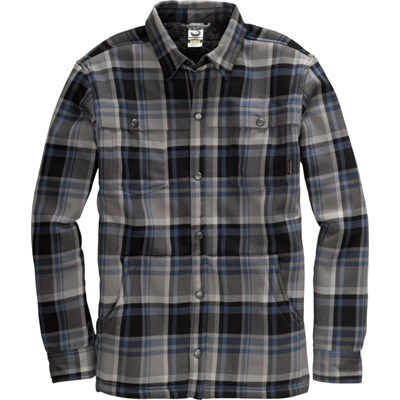 Burton Haven Sherpa Flannel Shirt