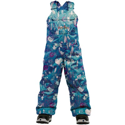 Burton Minishred Sweetart Bib Pants - Girl's