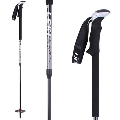 Leki Mountain Lite Carbon Ski Poles 2011
