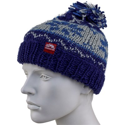 Spacecraft Wully Pom Beanie