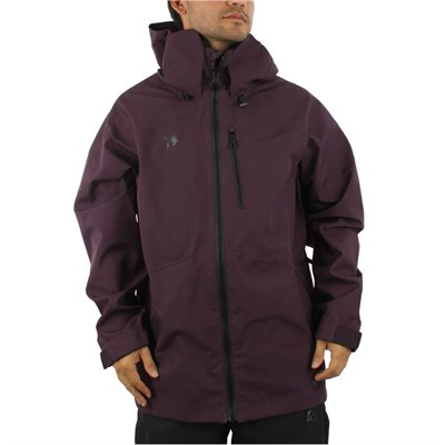 Homeschool Snowboarding Naked Raygun Jacket