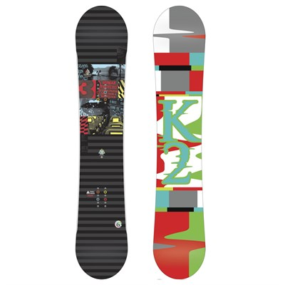 K2 Lifelike Wide Snowboard 2012