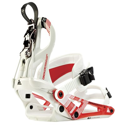 K2 Cinch CTC Snowboard Bindings 2012