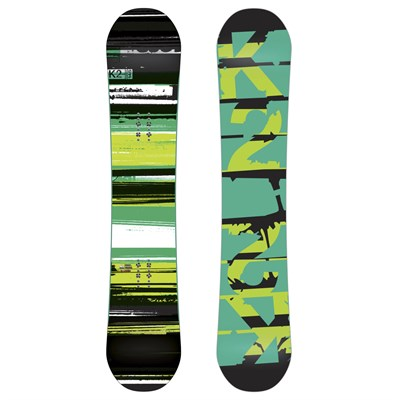 K2 Playback Snowboard 2012