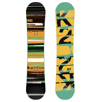 K2 Playback Wide Snowboard 2012