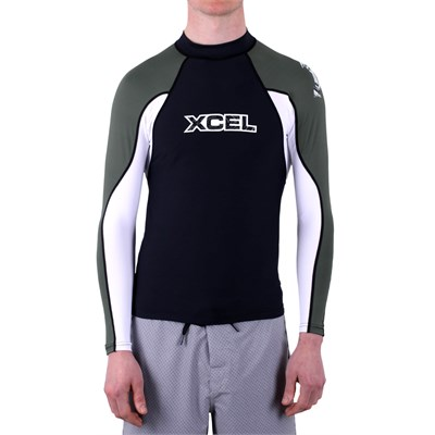XCEL UPF 50+ Long Sleeve Rash Guard 2011
