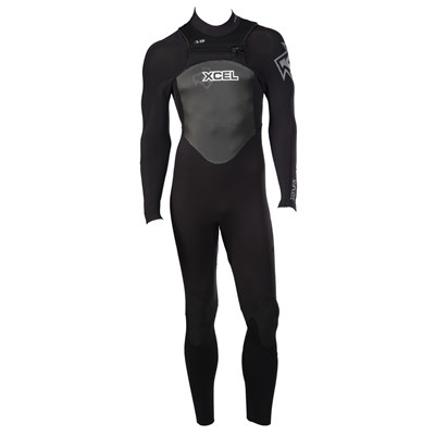XCEL X-Flex X-Zip 4/3mm Full Length Wetsuit