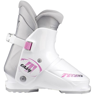 Tecnica Easy T Small Ski Boots - Girls 2012
