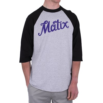 Matix Aristoscript Raglan Shirt