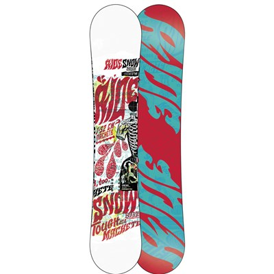 Ride Machete Snowboard 2012