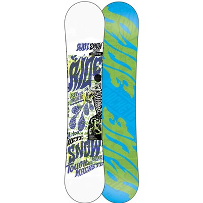Ride Machete Wide Snowboard 2012