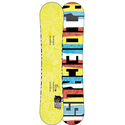 Ride Crush Snowboard 2012
