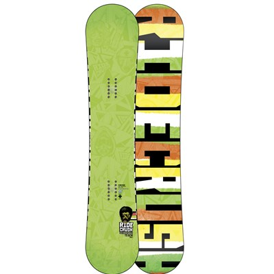 Ride Crush Wide Snowboard 2012