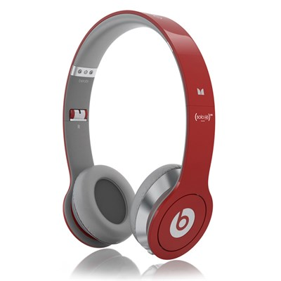Beats by Dre Beats Solo HD RED Headphones