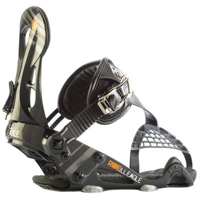 Ride ILL Eagle Contraband Snowboard Bindings 2012