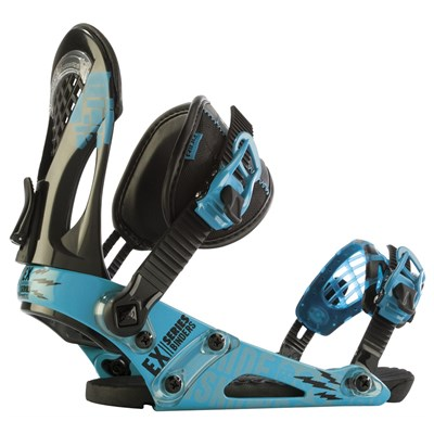 Ride EX Snowboard Bindings 2012