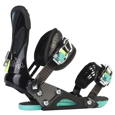 Ride DVA Snowboard Bindings - Women's 2012