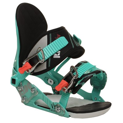 Ride VXn Snowboard Bindings - Women's 2012