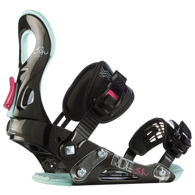 Ride LXh Snowboard Bindings - Women's 2012