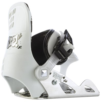 Ride Micro Snowboard Bindings - Youth 2013