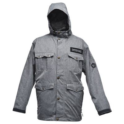 Sessions Militia Heather Jacket