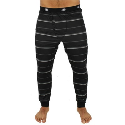 686 Twill Stripe Base Layer Pants