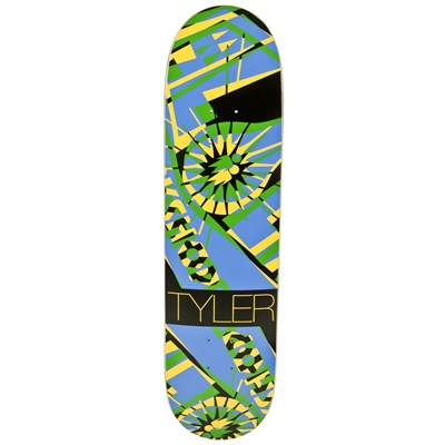 Alien Workshop Tyler Bledsoe Anaglyph Hexmark Skateboard Deck