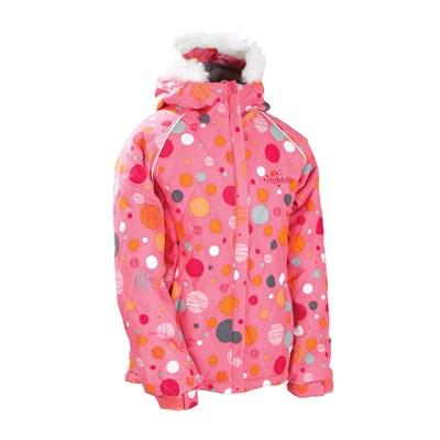 686 Mannual Bubbles Puffy Jacket - Girl's