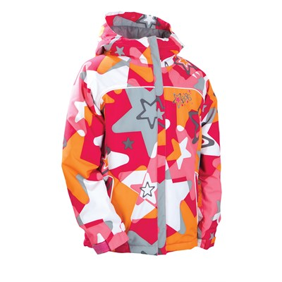 686 Mannual Starburst Insulated Jacket - Girl's