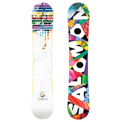 Salomon Official Snowboard 2012