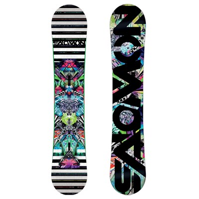 Salomon Acid Snowboard 2012