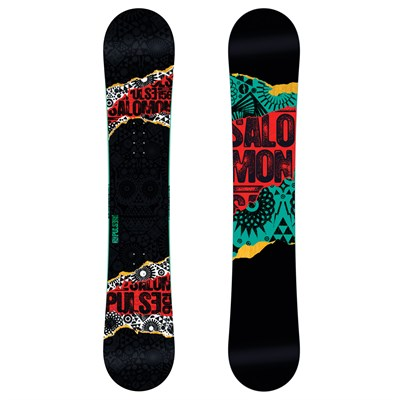 Salomon Pulse Snowboard 2012